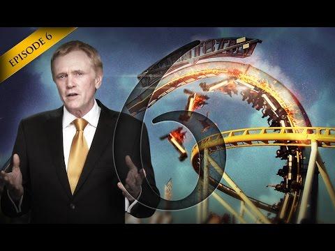 Hidden Secrets of Money - Rollercoaster Crash: Top 4 Reasons for Deflation Before Hyperinflation